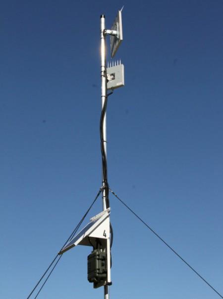 MCC Hub installed at UNE SMART Farm