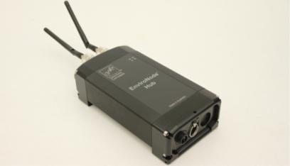 EnviroNode Hub product IP67 rated
