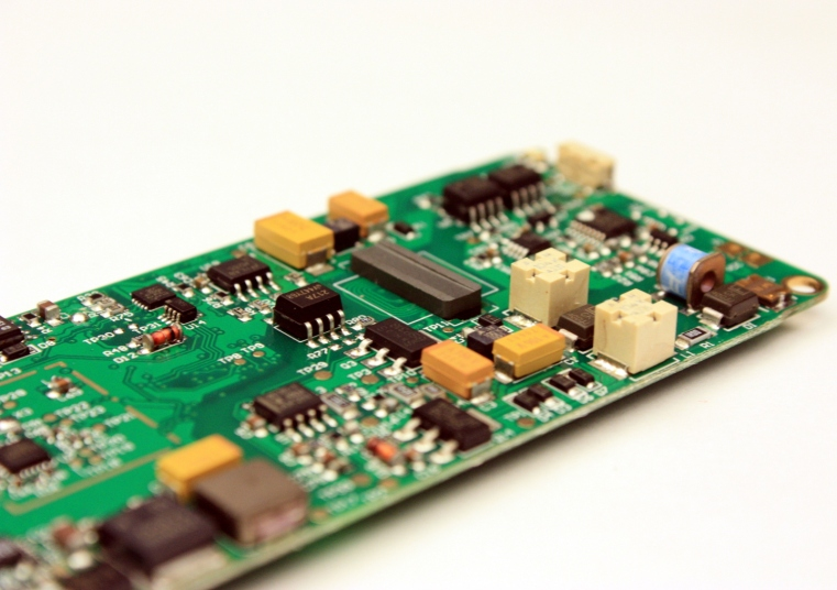 Power management board for environmental instruments