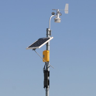 Solar Farm Weather Station