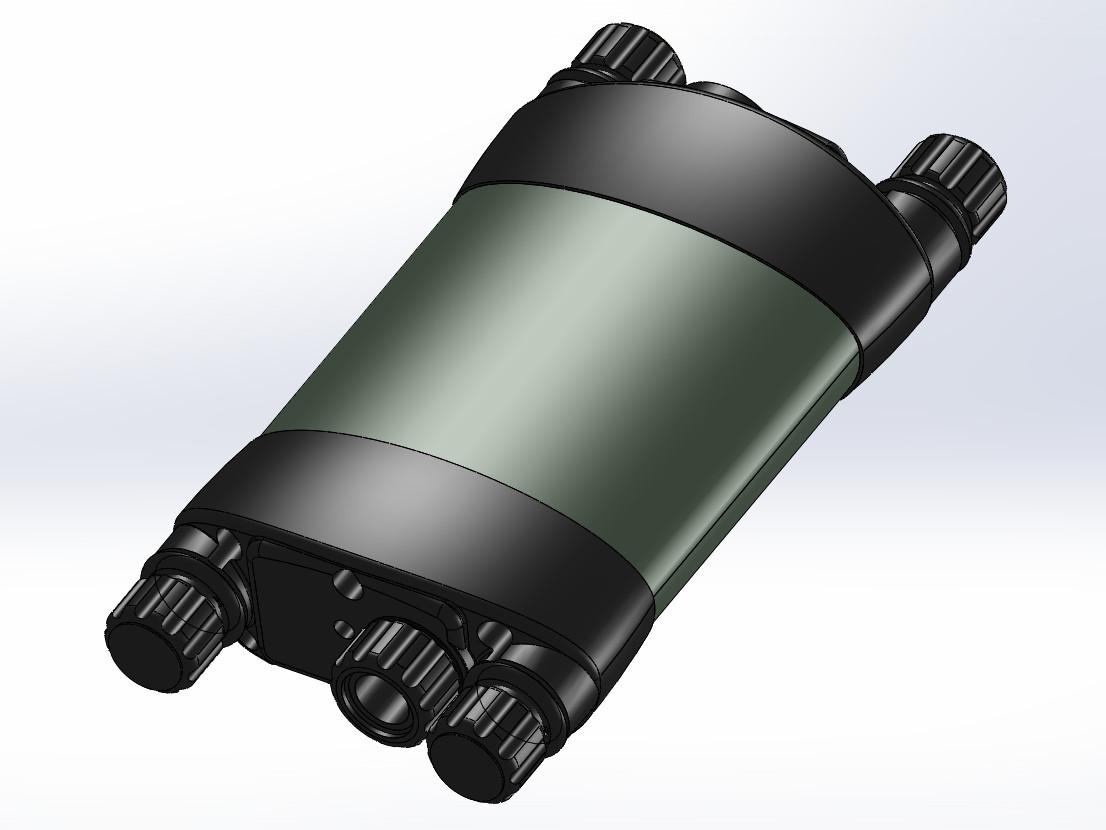 Mechanical design - Instrument Enclosure