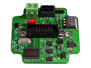 Hydrotap interface board