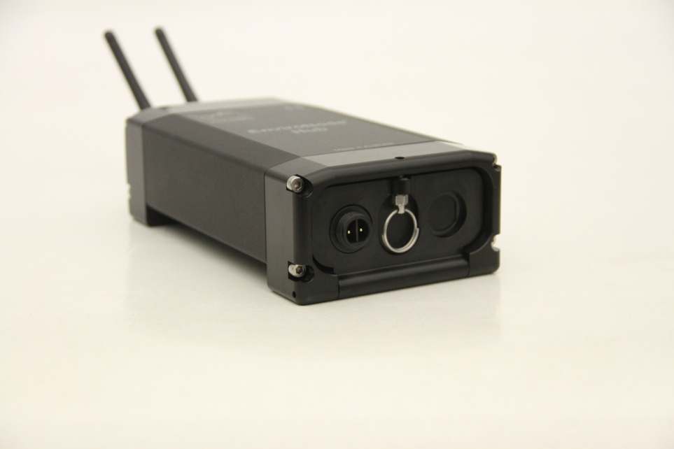 EnviroNode Hub product IP67 enclosure